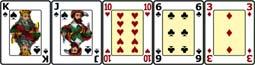 poker hænder