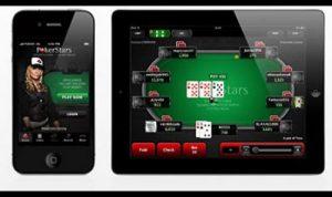 ipad poker