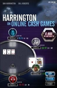 Harrington on Online Cash Games - 6-Max No-Limit Hold'em