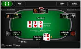 Spil poker på iPad og smartphones