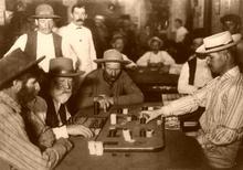 Pokerens historie