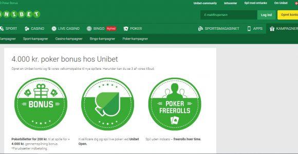 Spil hos Unibet Poker – KLIK HER!