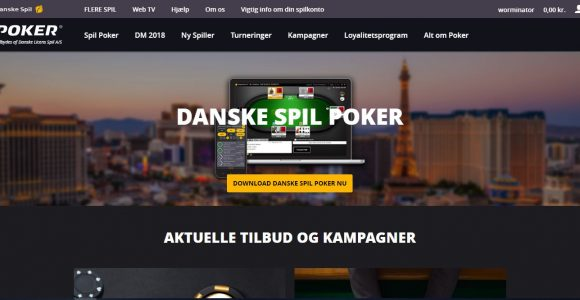 Spil hos Danske Spil Poker – KLIK HER!