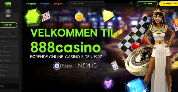 Spil hos 888casino – KLIK HER!