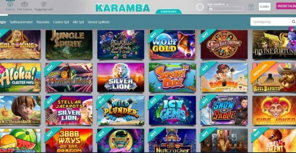 Spil hos Karamba Casino – KLIK HER!