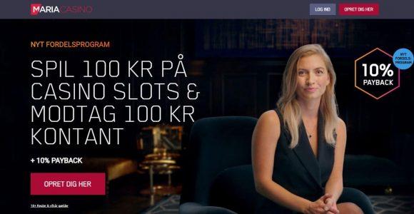 Spil hos Maria Casino – KLIK HER!