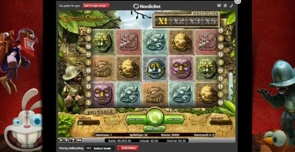 Spil hos NordicBet Casino – KLIK HER!